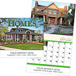 Homes Wall Calendars